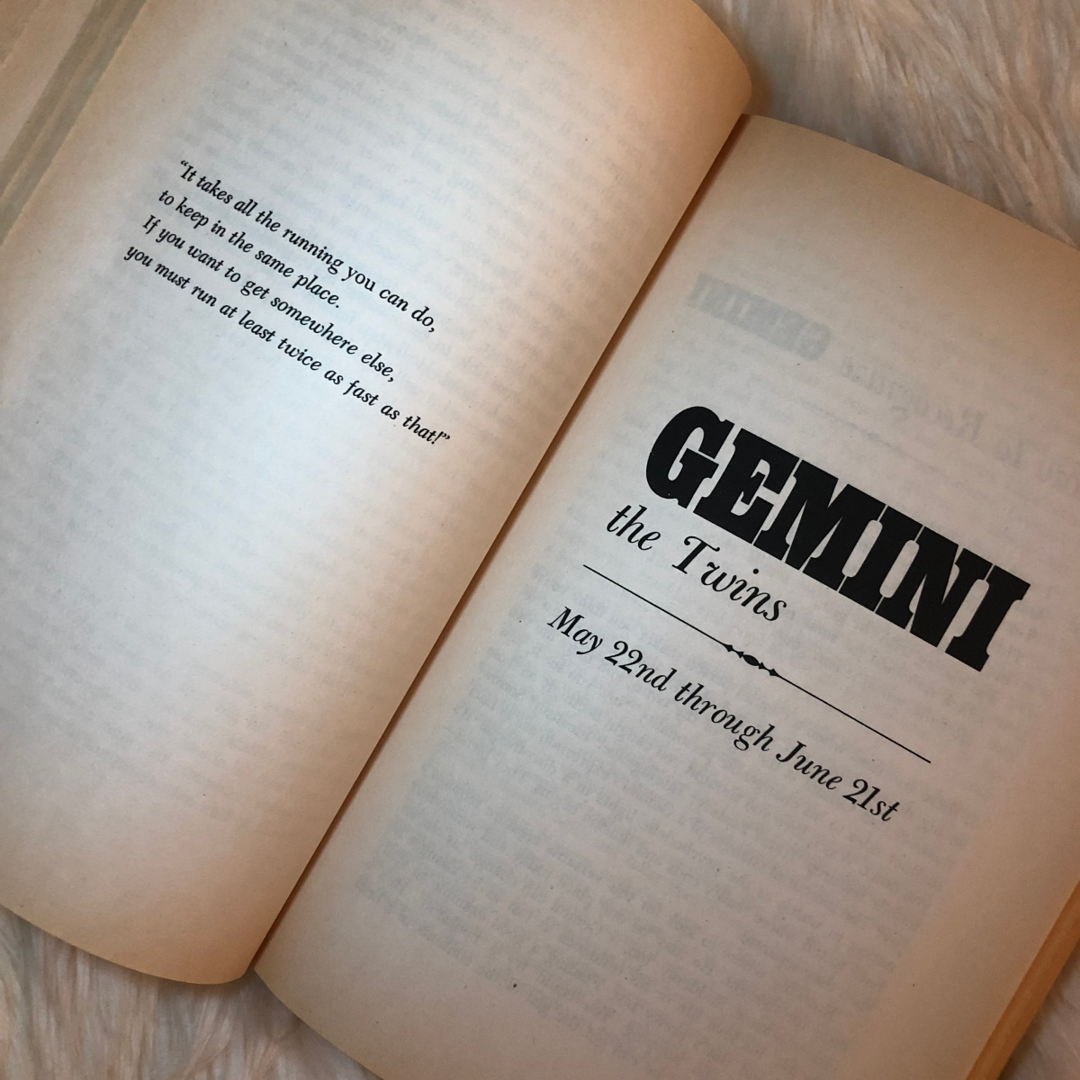 Gemini Season #Twinning